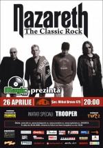 Concert Nazareth in Bucuresti