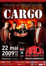 Concert CARGO in Hala de Muzica