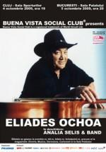 Concert Eliades Ochoa la Bucuresti