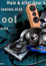 DJ Kool & Raul Roquez in Club Oscar
