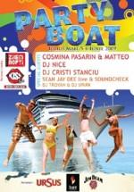 Party Boat in Iulius Mall din Iasi