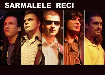 Concert Sarmalele Reci la Constanta