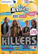 Concert The Killers la B'ESTFEST 2009