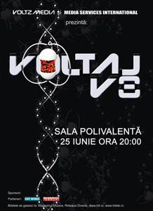 Concert Voltaj la Sala Polivalenta