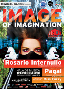 Rosario Internullo & Pagal in Hala de Muzica