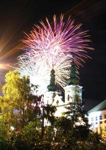 Zilele orasului Targu Mures 2009