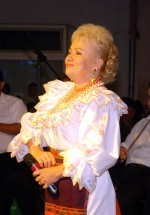 Recital folcloric la Zilele municipiului Zalau