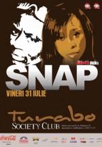 Concert SNAP in Turabo Society Club din Bucuresti