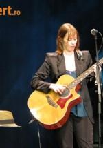 Suzanne Vega a cantat pentru prima oara la Bucuresti