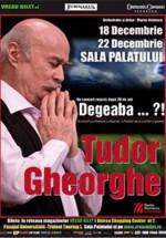 Concert Tudor Gheorghe la Sala Palatului din Bucuresti
