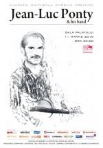 Jean-Luc Ponty & His Band la Sala Palatului din Bucuresti