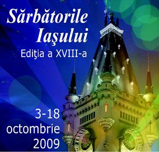 Concerte Sarbatorile Iasului 2009