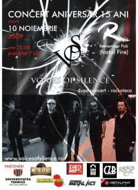 Concert Voices Of Silence in Remember Pub din Cluj-Napoca