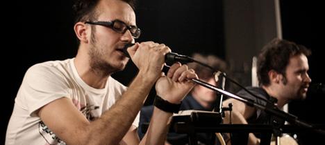 The Amsterdams au cantat Unplugged la CTR (poze)