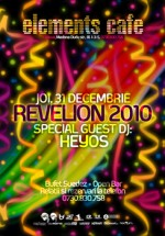 Revelion 2010 in Elements Cafe din Craiova