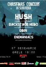 Christmas Concert in Club Suburbia din Bucuresti