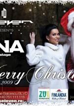 Concert Inna in Club Eleven din Bucuresti