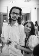 Alexandra & Alec, Christmas Special la Violeta's Vintage Kitchen din Bucuresti