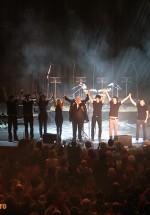 Demis Roussos a adus atmosfera de Craciun in Bucuresti (poze si video)