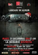 Lansare album Godmode in La Berarie din Bistrita