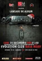 Lansare album Godmode in Club Evolution din Baia Mare