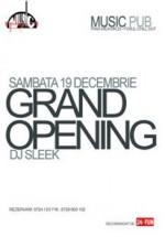 Grand Opening Music Pub din Sibiu