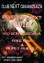 Revelion 2010 in Club Next din Constanta