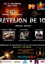 Revelion de 10 in Daimon Club din Bucuresti