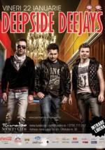 Deepside Deejays in Turabo Society Club in Bucuresti