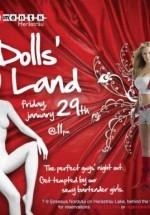 Doll's Land Party în Club Elements din Bucureşti