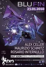 Alex Celler, Maurizio Schmitz & Rosario Internullo in Studio Martin din Bucuresti
