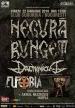 Concert Negura Bunget in Club Suburbia din Bucuresti