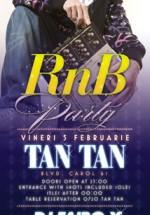 DJ Faibo X în Club Tan Tan din Bucureşti