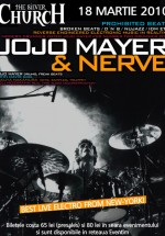 Concert Jojo Mayer & Nerve în The Silver Church din Bucureşti