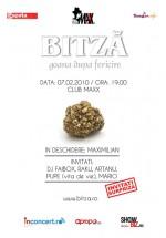 Lansare album Bitza în Club Maxx din Bucureşti