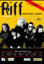 Concert Riff la Teatrul Ariel din Târgu Mureş