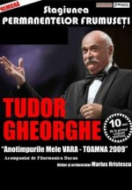 Turneul Tudor Gheorghe Anotimpurile Mele Iarna – Primavara 2010