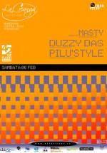 Masty, DuzzyDAS & Pilu'Style în Club La Creanga din Hunedoara