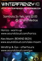 WinterFrenzy#03 în Sun Club din Mediaş