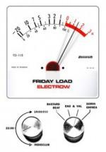 Friday Load Electrow în Club Indie din Bucureşti