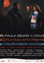 Turneu Paula Seling şi Ovi în România