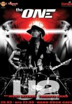Concert The One în Hard Rock Cafe din Bucureşti