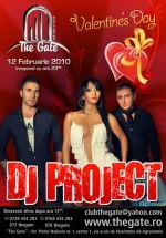 Valentine's Day în Club The Gate din Bucureşti