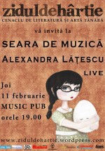 Seara de Muzică la Music Pub din Suceava