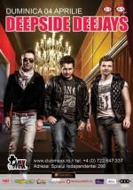 Concert Deepside Deejays în Club Maxx din Bucureşti