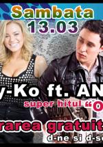 Concert Jay-Ko & Anya la Studio One din Arad