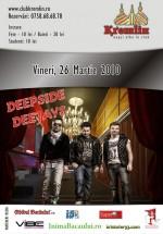 Deepside Deejays în Club Kremlin din Bacău