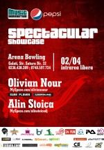 Spectacular Showcase la Arena Bowling din Galaţi