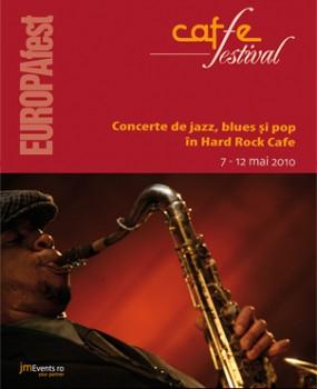 Caffe Festival 2010 la Hard Rock Cafe din Bucureşti