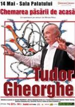 Tudor Gheorghe – Chemarea păsării de acasă la Sala Palatului din Bucureşti